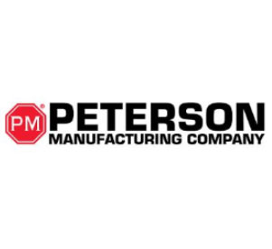Peterson Mfg Logo